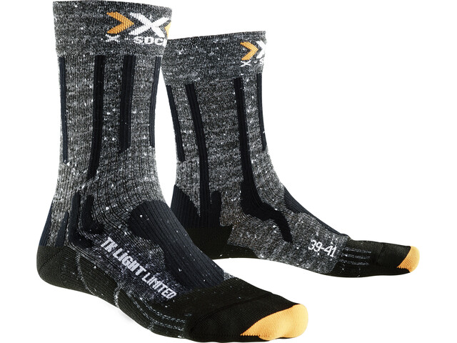 X-Socks Trekking Light Limited Socks Grey/Black